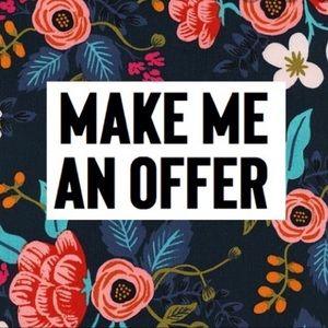 ✨ Make me an offer ✨